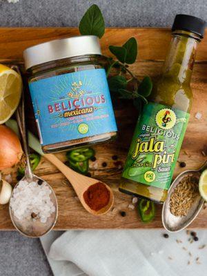 Mexican Spice Jala Piri Sauce