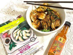 Belicious Piri-piri & Dumplings
